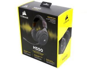 Corsair HS50 Gaming Headset / Headphones / Black