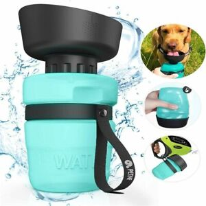 Water Dog Bottle Portable Sport Pet Puppy Cat Travel Outdoor Dogs Universal Bowl