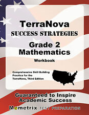 TerraNova Success Strategies Grade 2 Mathematics Workbook