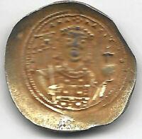 Histamenon Nomisma Miguel VII  Bizantina Constantinopla 1071 / 78 @ Muy bella @