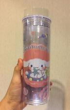 "Sanrio Cinnamoroll Straw Tall cup 8"""
