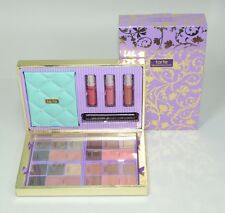 Tarte Away Oui Go Portable Palette & Collector's Set Eye Shadow Blush Gloss