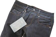 GSTAR Radar Indigo Slim Oxford Denim Jeans 30 x 34