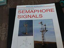 Mainline Modelling..semaphore Signals