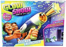 Moose Toys Glow Show Season 1 Sticker Launcher