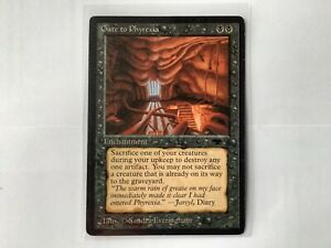 MTG -Gate to Phyrexia -Antiquities - NM