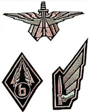 STARSHIP TROOPERS - Patch Set - 3 Uniform Aufnäher
