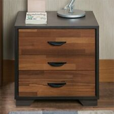 Metal Contemporary Nightstands With 1 Drawer For Sale | EBay