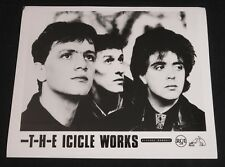 THE ICICLE WORKS—1987 PUBLICITY PHOTO*