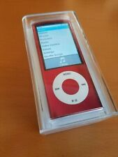 Apple iPod nano 5th Generation (PRODUCT) RED (8GB) MC049LL/A - Nice!