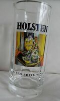HOLSTEN Beer Glass Mug, Limited Edition No. 4, Bottle & Glass, EUC