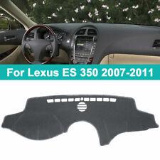 DashMat Dash Mat Dashboard Cover Fits For  Lexus ES350 2007 2008 2009 2010 2011