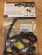 Sigma Cadence Sensor Kit for BC1600 Bicycle Computer (wired) Part #00374 NOS