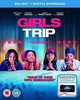 Girls Trip(BD + Digital Download) [Blu-ray] [2017] [DVD][Region 2]
