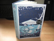 Naomi Novik - Spinning Silver Signed Limited 1st new Temeraire & Uprooted author