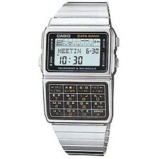 Casio DBC-610A-1A New Original Databank Calculator Watch 50Page Telememo DBC-610