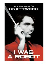 Kraftwerk I Was A Robot Wolfgang Flur Reference BAND Biography MUSIC GIFT BOOK
