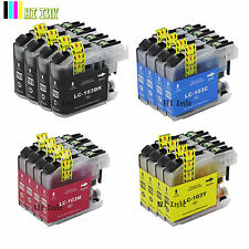 16PK LC103XL LC103 High Yield Ink For Brother DCP-J152W MFC-J475DW Printer