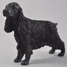 Cocker Spaniel Large Bronze Sculpture Ornament Artwork Dog Gift Home Decor 33823