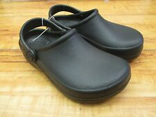 NEW SKECHERS BOBS BLACK CROCS YOUTH KIDS BOYS GIRLS SANDAL SHOES SIZE 2/32