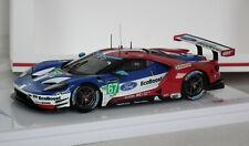 Truescale Miniatures TSM Ford GT 2017 Le Mans 2nd GTE Pro #67 TSM430287 1/43