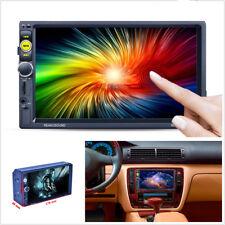 "7"" Big TFT Touch Screen 2-Din Car Bluetooth MP5 Player Kit Mirror Link USB Port"