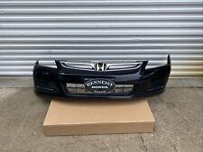 Honda Accord Sedan 2006-2007 Front Bumper Cover OEM Complete