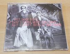 Pet Shop Boys South African CD I Don 't know what...