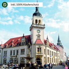 Mecklenburgische Seenplatte 3 Tage Güstrow Ring-Hotel Altstadt Reise-Gutschein