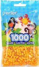 1000 Perler Cheddar Color Iron on Fuse beads New