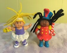 Cabbage Patch Kid Figurine Ballerina Dancer Abigail Lynn Band Lot Happy Meal Toy
