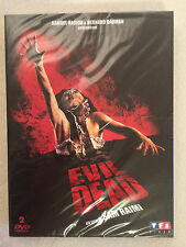 Evil Dead 2xDvd French R2 Tf1 Video Ce, Rare, Sealed 2004