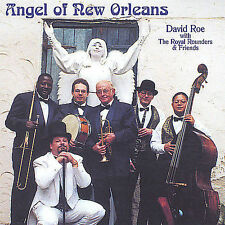 Royal Rounders & Friends : Angel of New Orleans CD