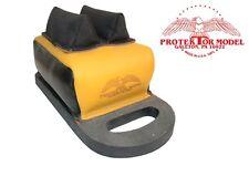 PROTEKTOR MODEL - NEW FLAT TOP DR BAG W/ HANDLE CORDURA MID EAR RIFLE GUN REST