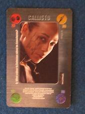 Battle Card - X-Men - The Last Stand - 2006 - Callisto