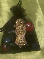 amuleto de la santa muerte para proteccion y suerte