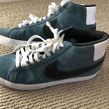 bcac0d44f67 Men s Nike SB Blazer -Nightshade (Blue Green   Black) 310801-300