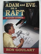 Ron Goulart – ADAM AND EVE ON A RAFT (2001) – Mystery Stories