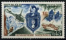 FRANCIA 1970 SG#1856 Gendarmeria nazionale Gomma integra, non linguellato #D39882