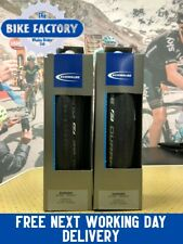 Schwalbe Durano 700x28c RaceGuard Folding, Road Racing Bike Tyre Black (Pair)