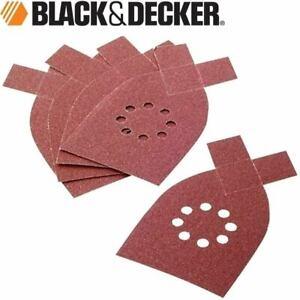 Black & Decker Multi Sander Sanding Sheets KA110E KA220E KA220G KA230 KA270