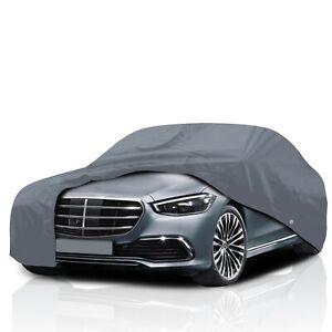 [CCT] 4 Layer Car Cover For Mercedes-Benz 560SEC 1981 1982 1983 1984 1985-1991