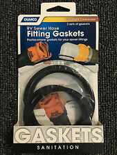 Camco 39834 RV Sewer Hose Fitting Gaskets 4 Pack