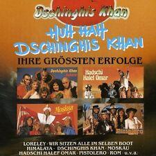 Dschinghis Khan Huh hah Dschinghis Khan-Ihre grössten Erfolge (1979-93) [CD]