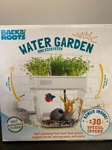 Back to the Roots Water Garden - Mini Ecosystem