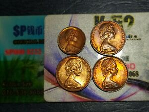 Australia 1979 1980 Nice Condition Bronze Coin
