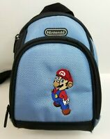 Authentic Nintendo Mario Game Bag, Mini Backpack, Game Boy, Nintendo DS, Excelle