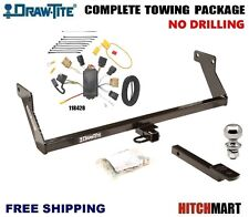 "CLASS 1  TRAILER HITCH PACKAGE w 1 7/8"" BALL FOR 2007 DODGE CALIBER  247690"