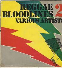 Various – Reggae Bloodline 2 ORIG JA LP ROOTS 1976 VG