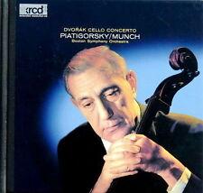 XRCD JMCXR 0014: Dvorak Cello Concerto - Piatigorsky - OOP 2001 JAPAN SEALED